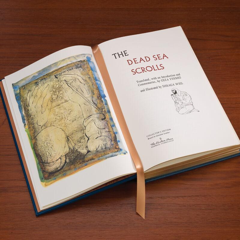 The Dead Sea Scrolls 3200 3