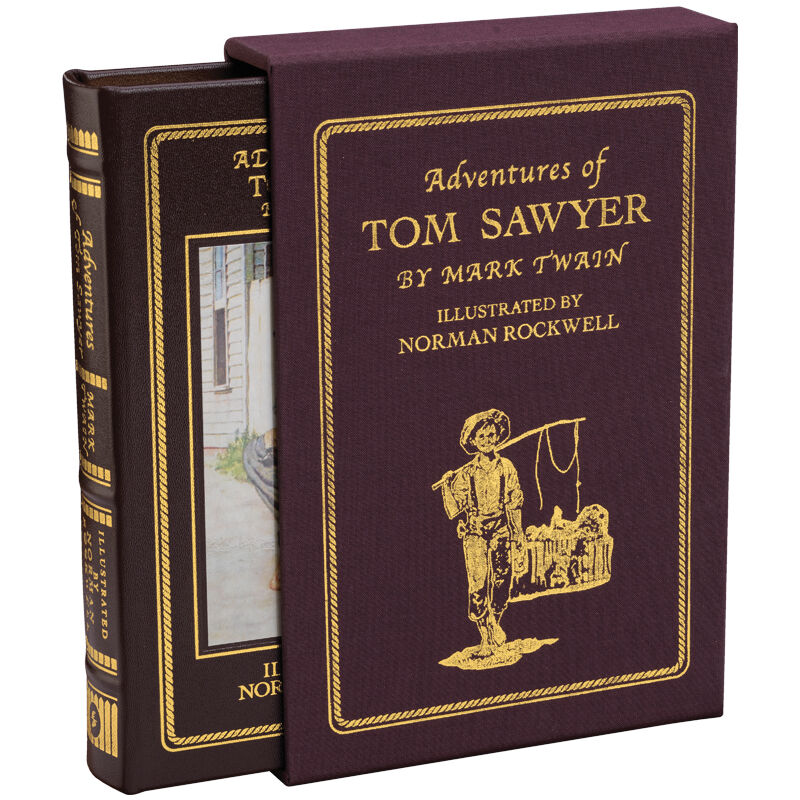 Mark Twains The Adventures of Tom Sawyer 3536 1