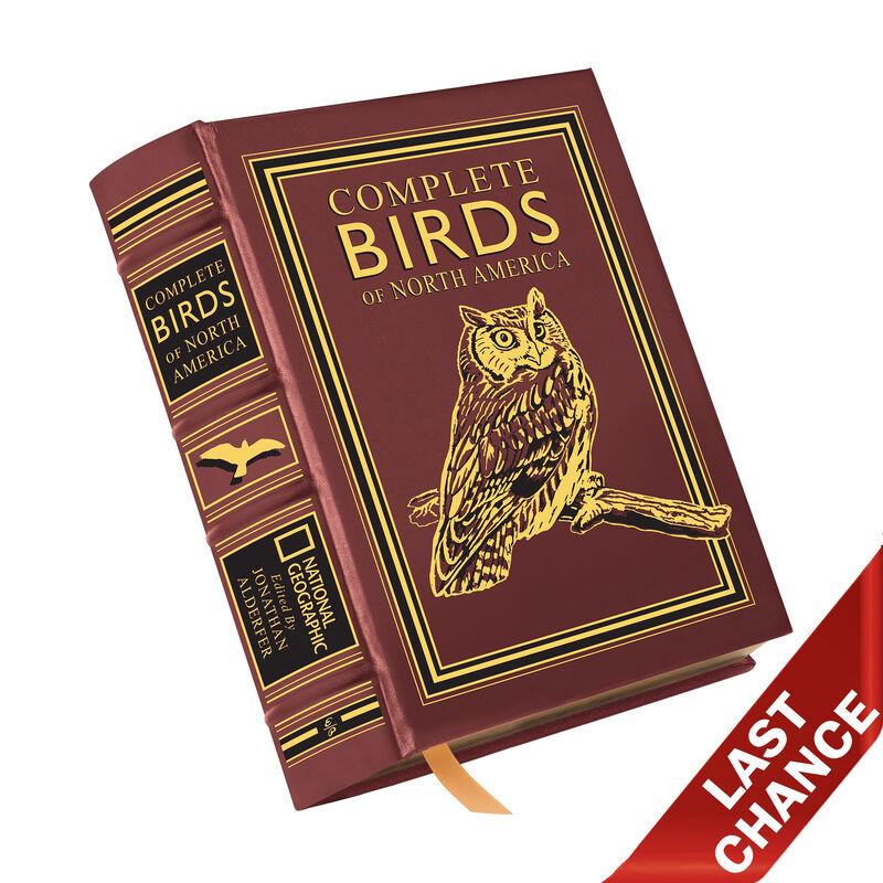 3596 Nat Geo Complete Birds VIRTUAL cvr LQ