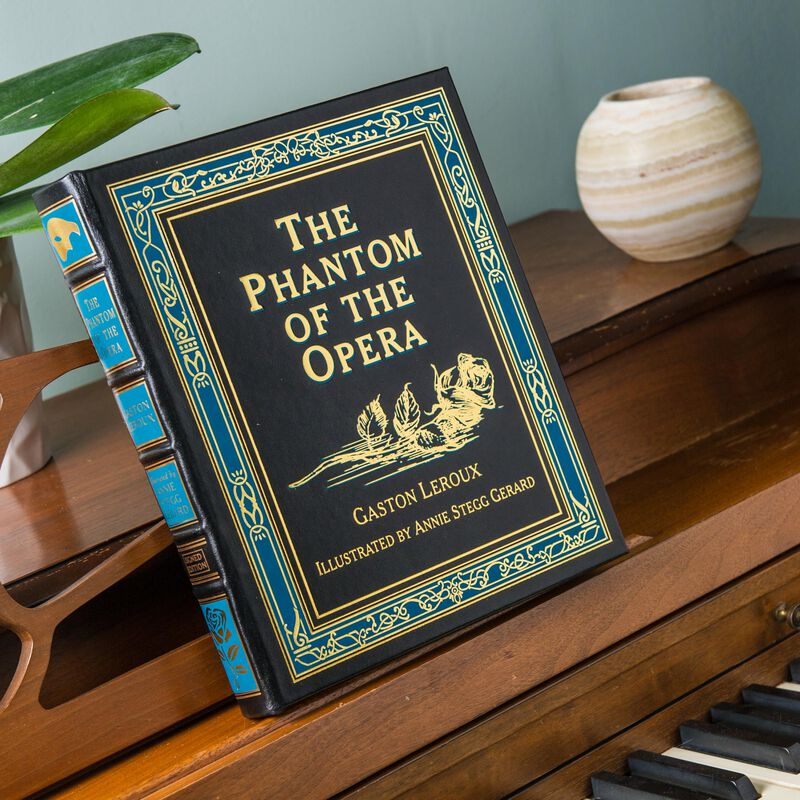 Gaston Lerouxs Phantom of the Opera 3190 4