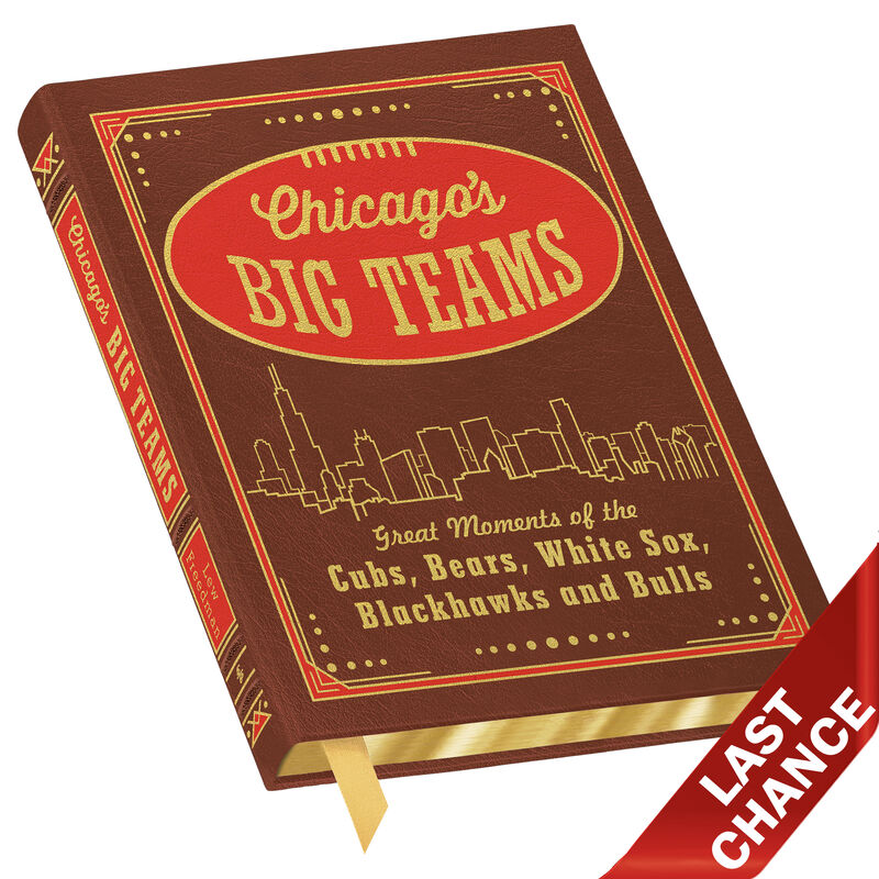 Chicago Big Teams 3141 a cover