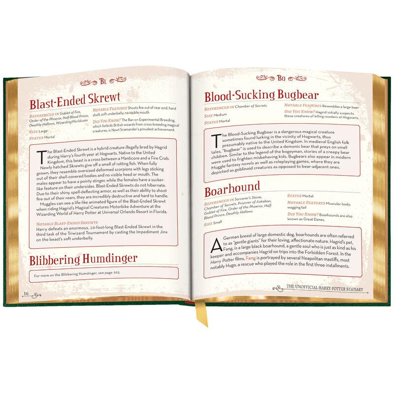 3734 Harry Potter Bestiary sp01