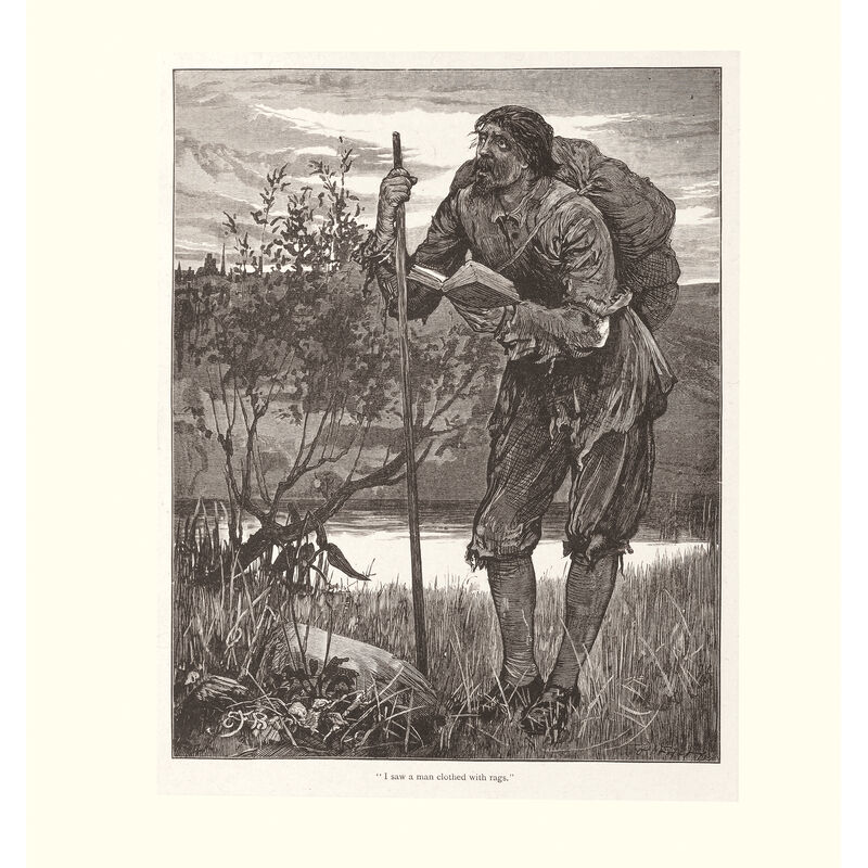 2894 Bunyans Pilgrims Progress p1