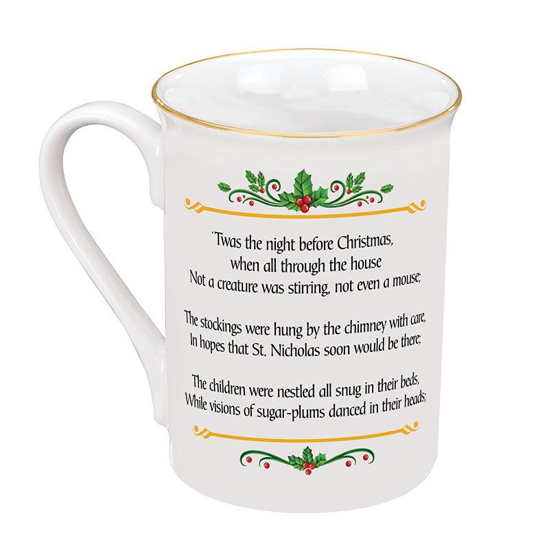 The Night Before Christmas Mug Collection 3474 2