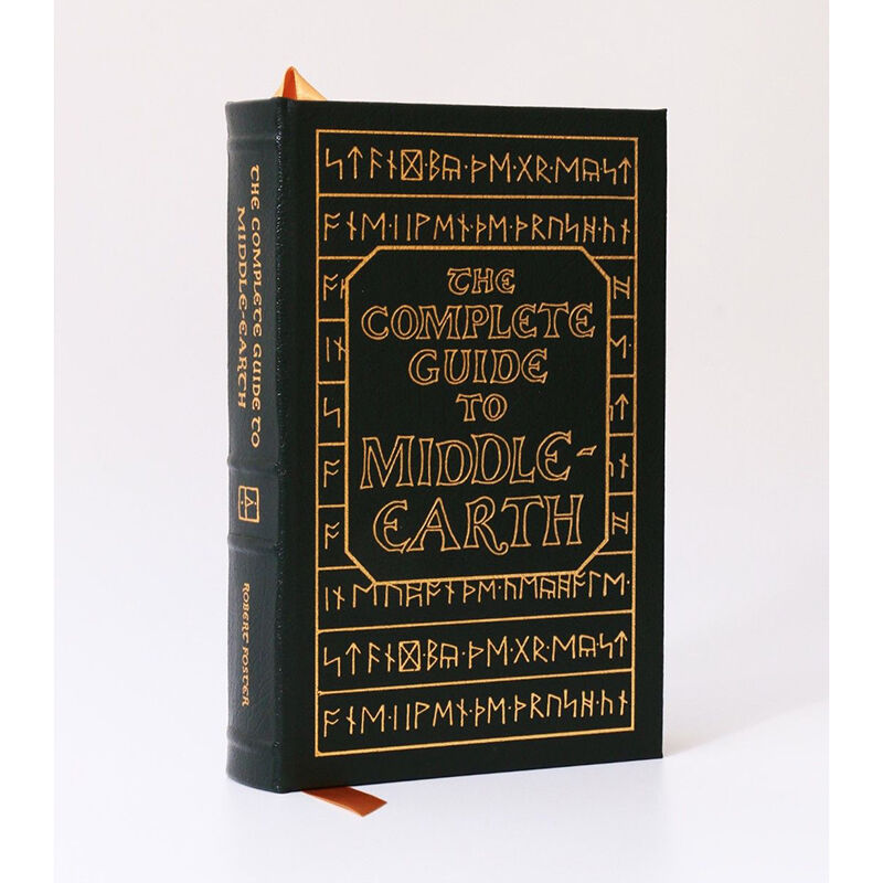 Tolkiens World from A to Z The Complete Guide to Middle Earth 1211 1