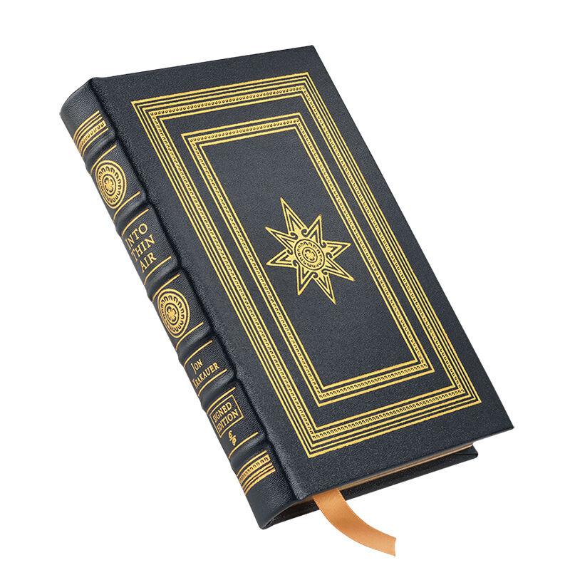 Jon Krakauers Into Thin Air A Signed Edition 0471 1