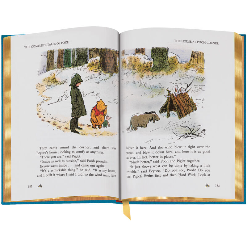 AA Milnes The Complete Tales  Poems of Winnie the Pooh 2236 3