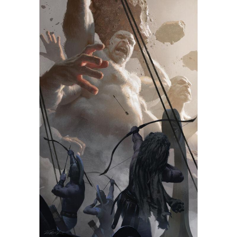 Jason and the Argonauts 3376 7