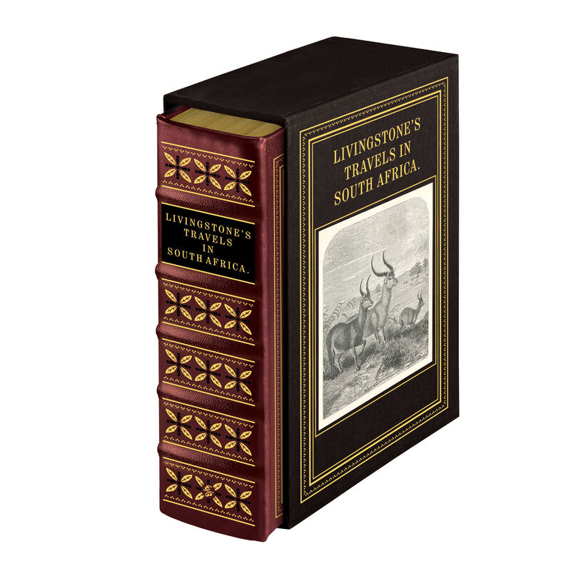 3542 Livingstone's Missionary Travels spl