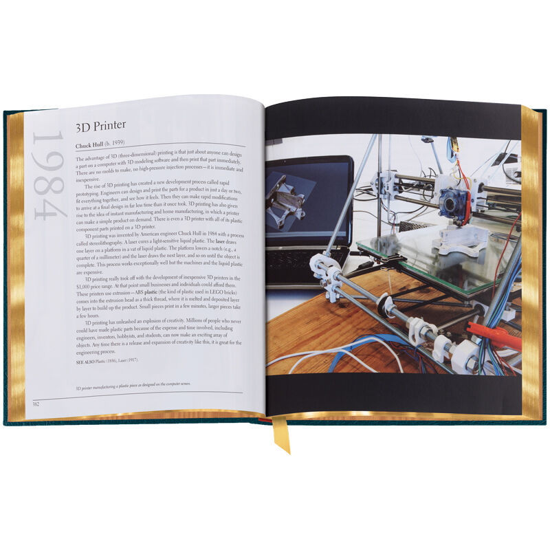 The Engineering Book 3650 8
