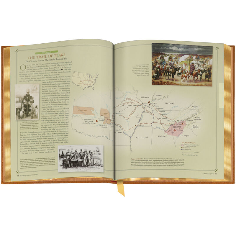 Atlas of Indian Nations 3696 c sp2