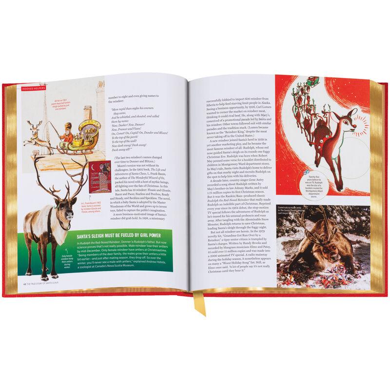 True Story of Santa Claus 3697 c spr