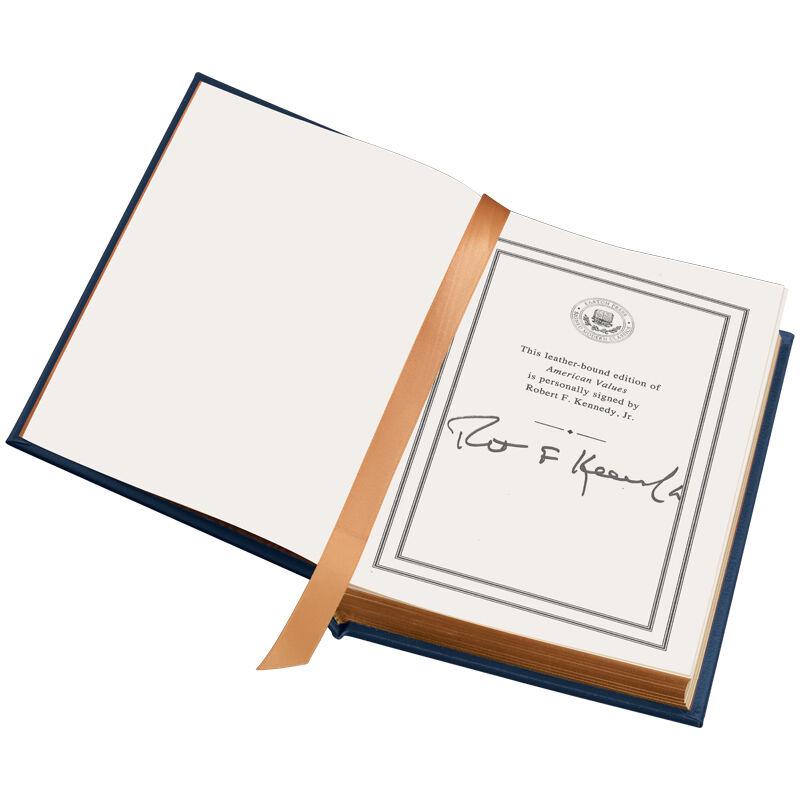 Robert F Kennedy Jrs American Values 3481 2