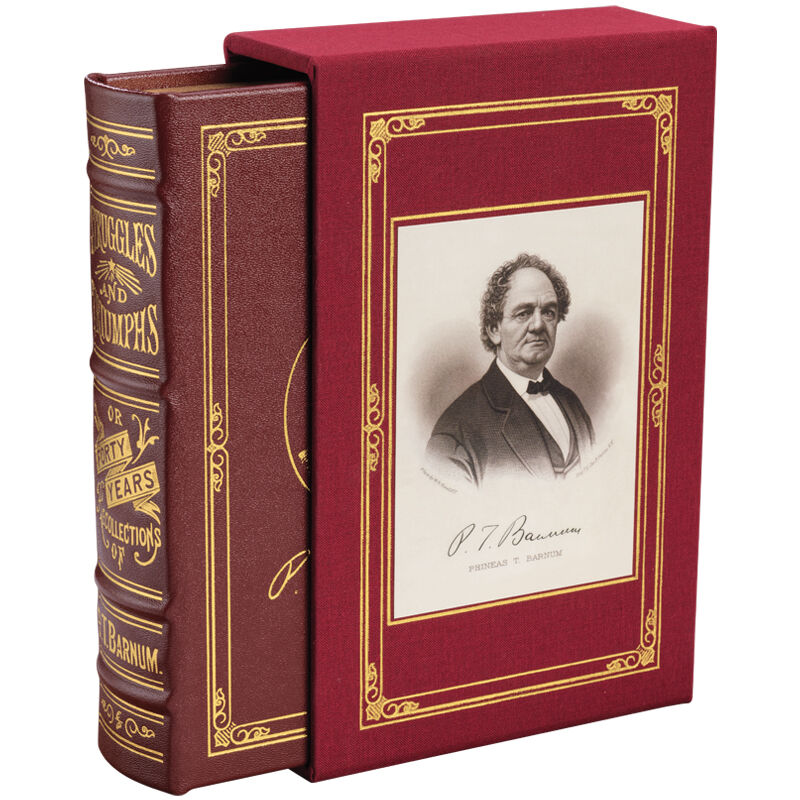 Struggles and Triumphs Forty Years Recollections of PT Barnum 3529 1