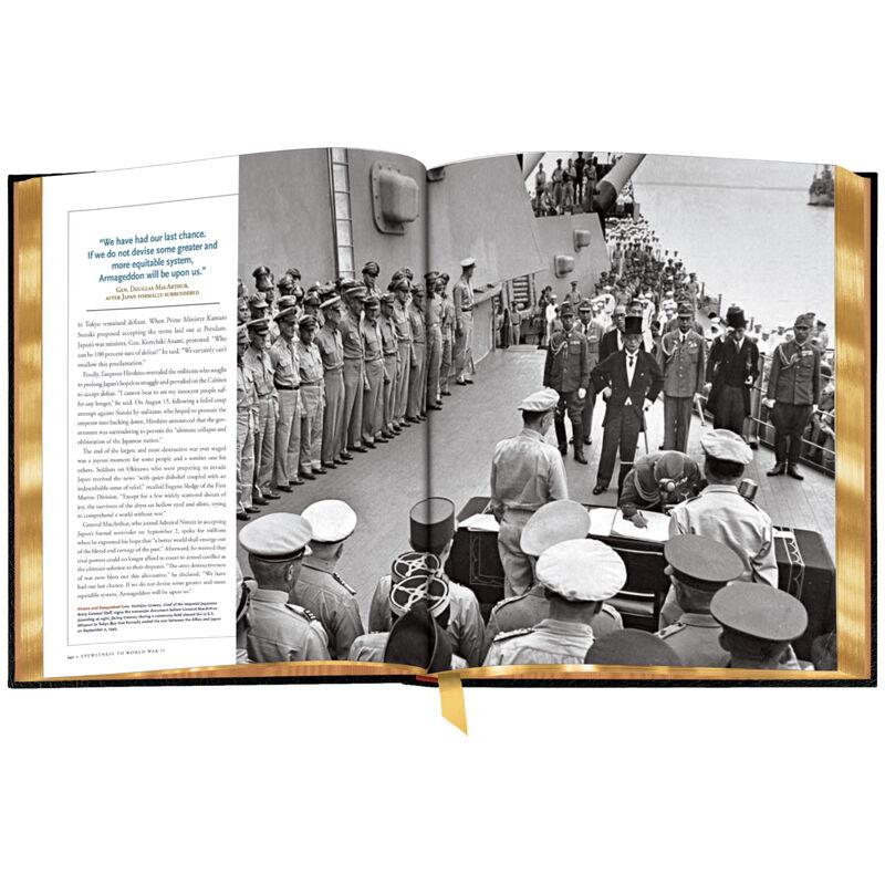 Eyewitness to WWII 3707 sp6