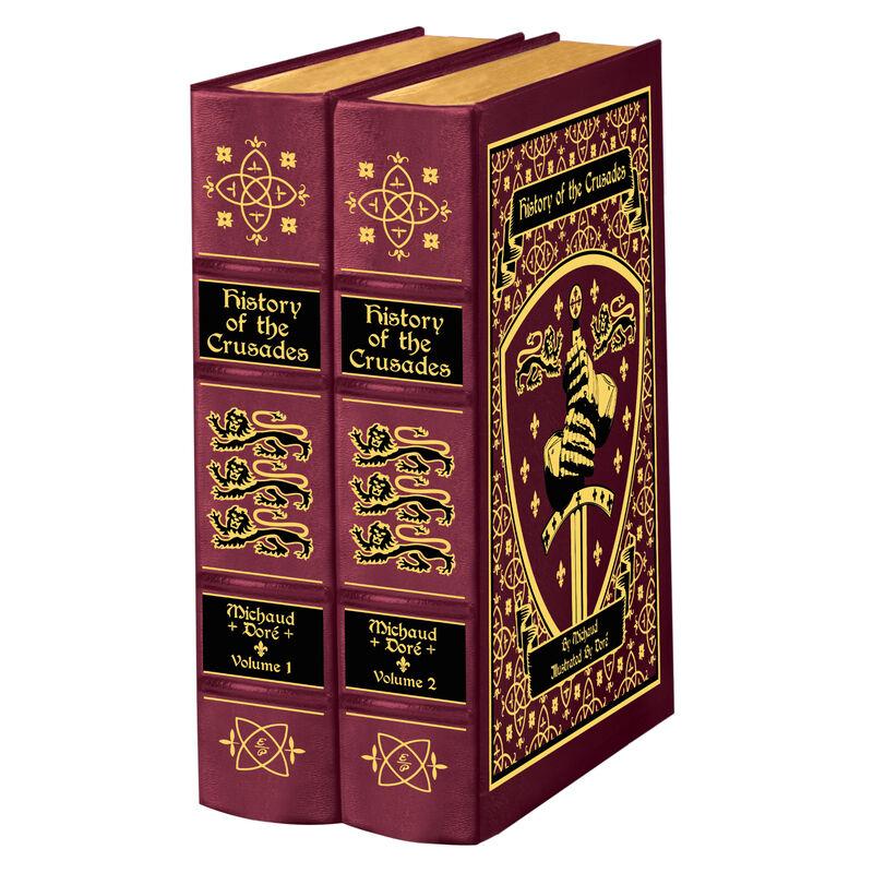 3642 Dore Crusades Spine