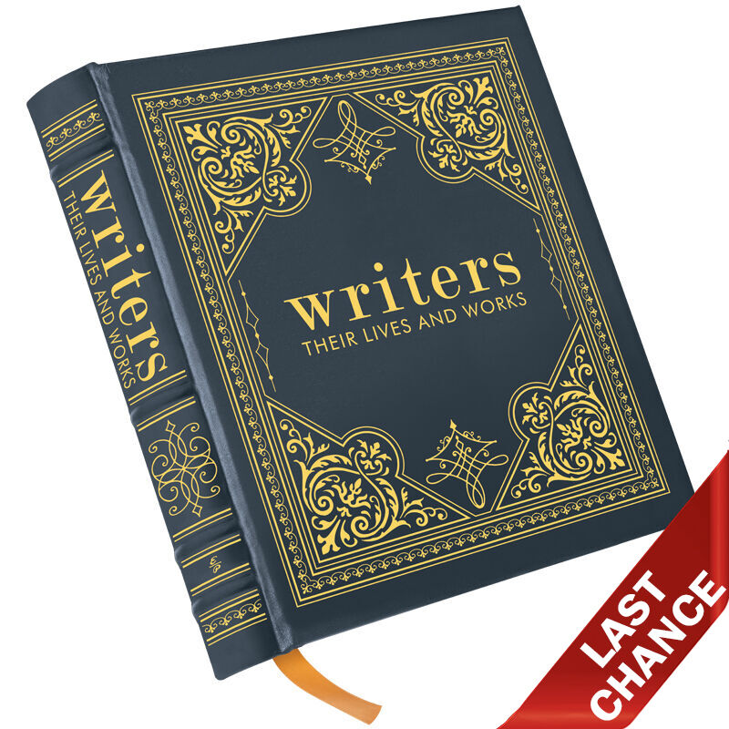 Writers Their Lives  Works 3564 LQ