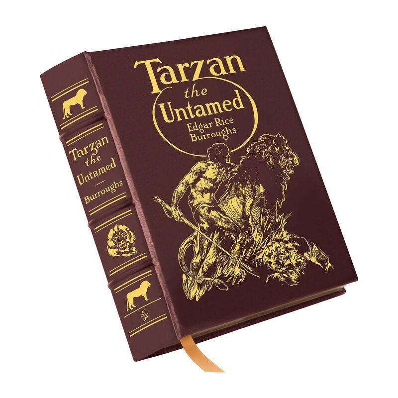 2585115 Tarzan Untamed cvr