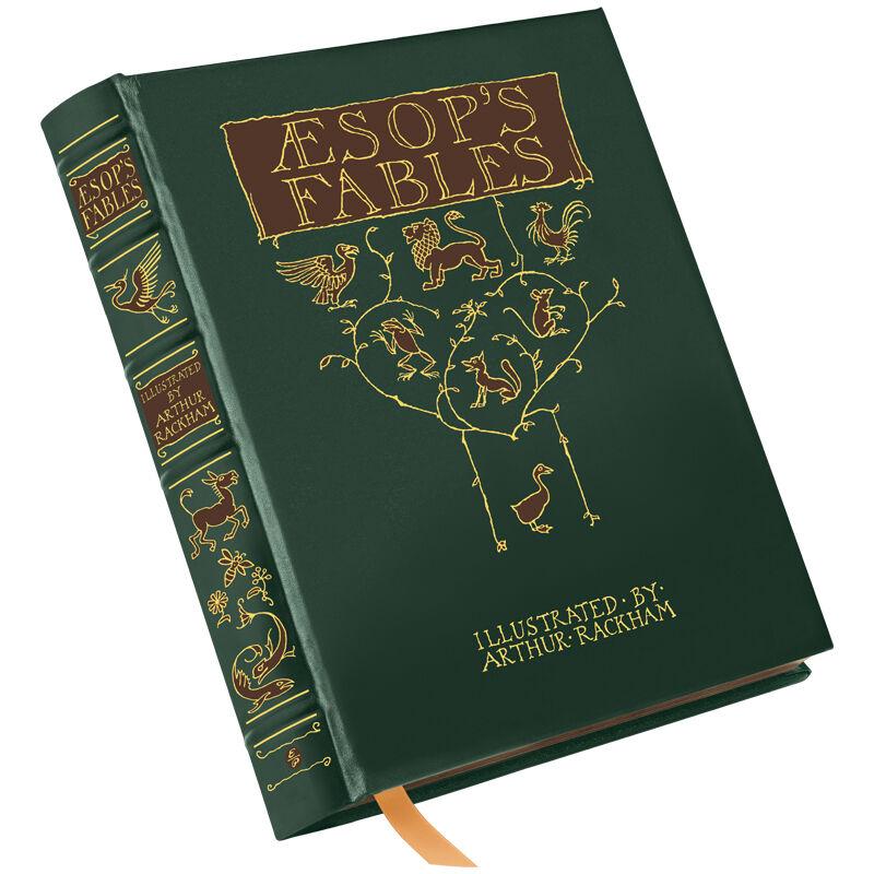 Rackham Aesops Fables 3627 2