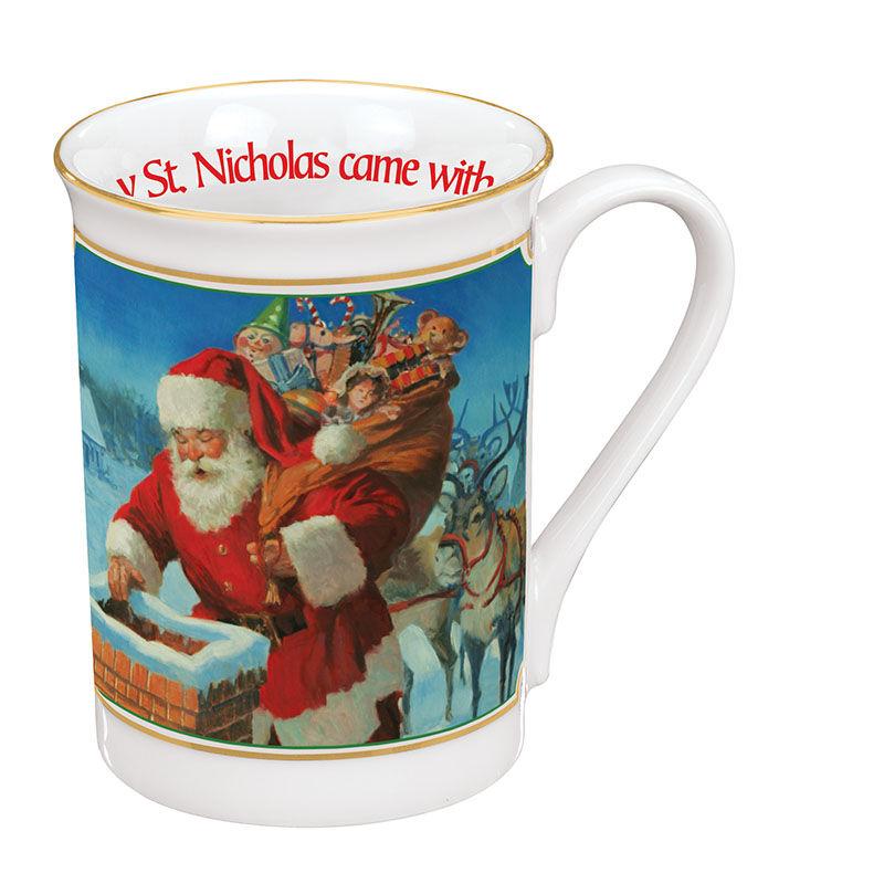The Night Before Christmas Mug Collection 3474 3