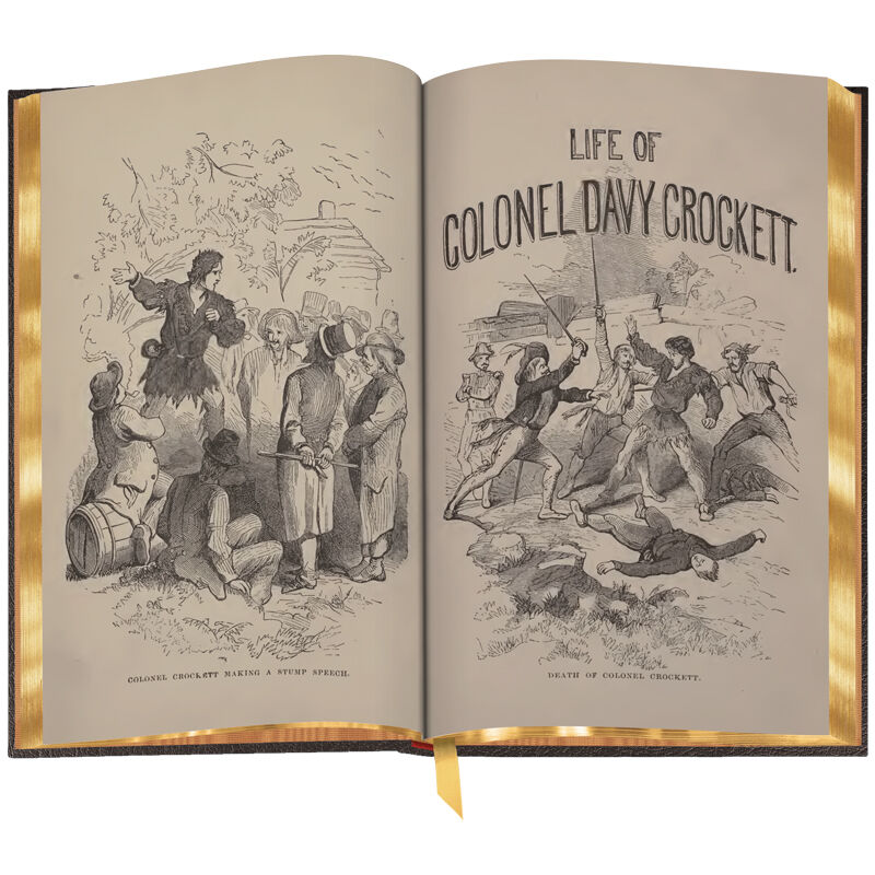 Life of Davy Crockett 3577 3