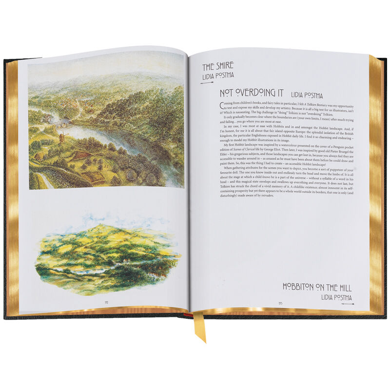 The Illustrated World of Tolkien 3643 9