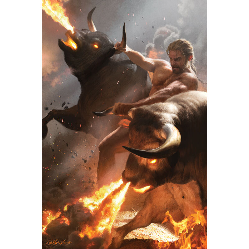 Jason and the Argonauts 3376 11