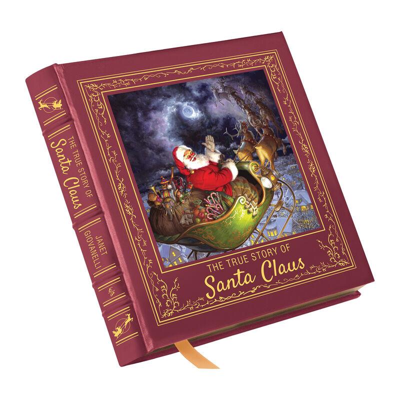 True Story of Santa Claus 3697 a cvr