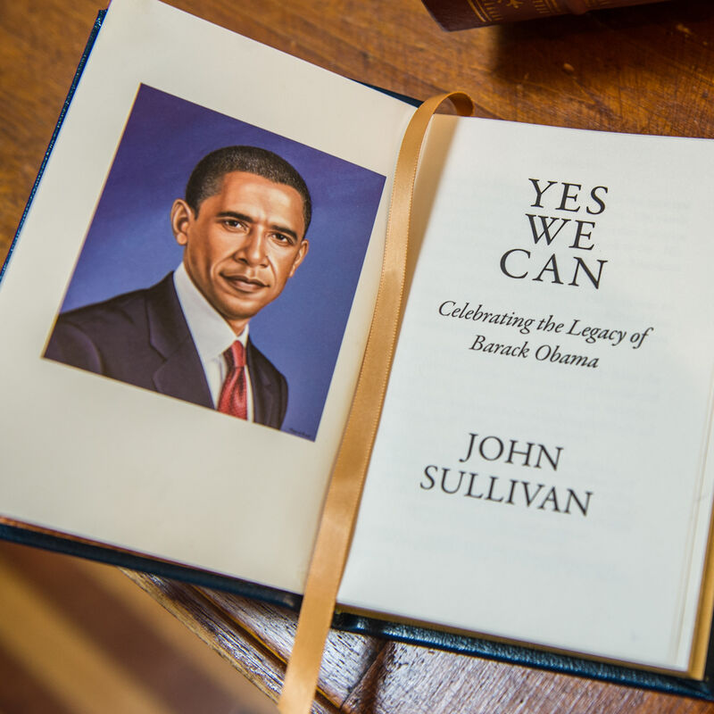 YES WE CAN Celebrating the Legacy of President Obama 5514 6
