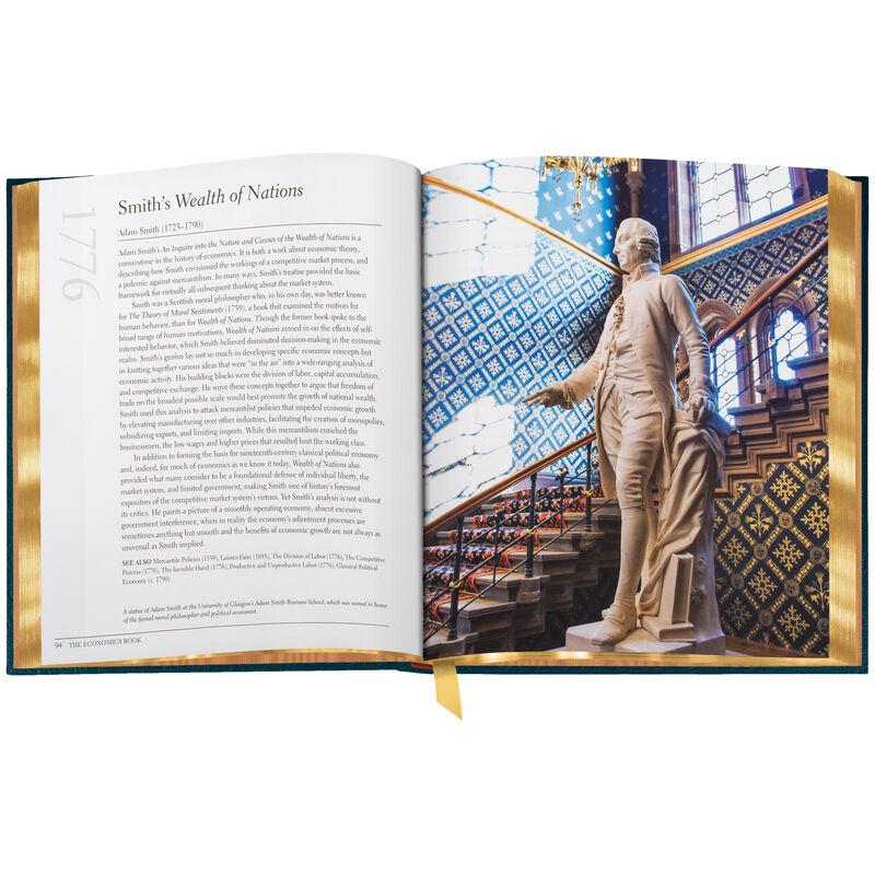 The Economics Book 3659 4