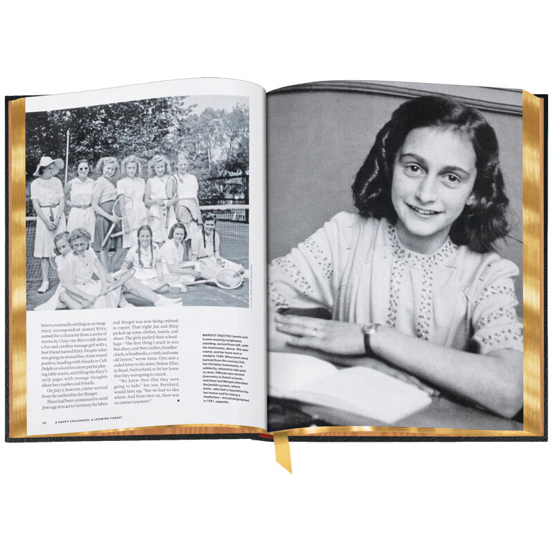 Anne Frank   Her Life and Legacy 3586 2
