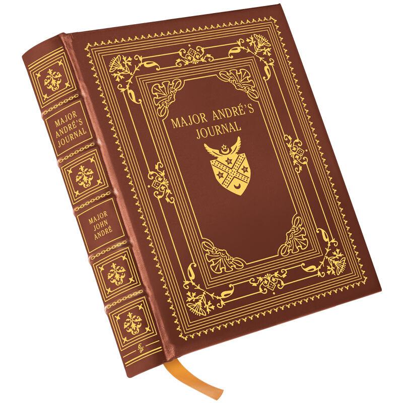 Major Andrés Journal 3453 2