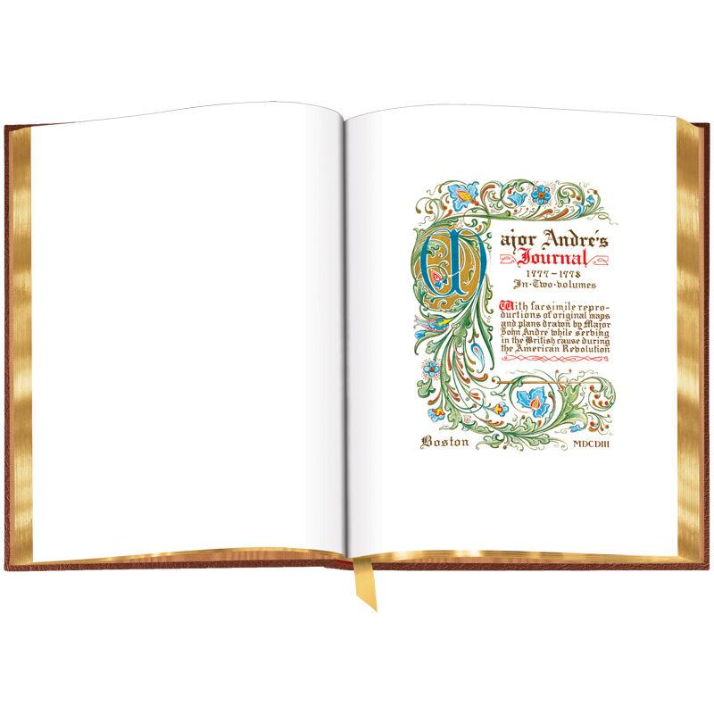 Major Andrés Journal 3453 3
