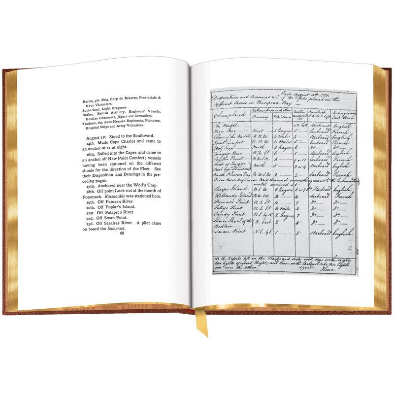 Major Andrés Journal 3453 4